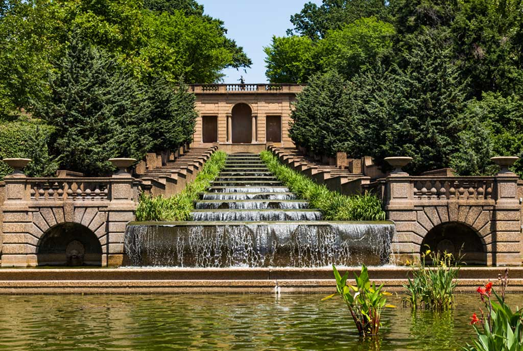 Meridian Hill Fountain